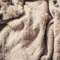 fond de texture de sac avec processus stlye vintage.