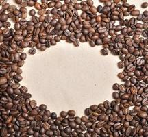 fond de café photo