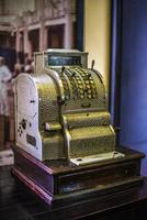 caisse enregistreuse antique photo