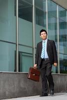 homme d'affaires vietnamien photo