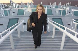 femme d'affaires, portrait photo