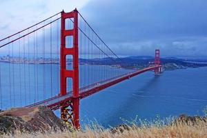 pont du Golden gate, san francisco photo