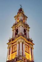 san francisco dans la ville de salta, argentine photo