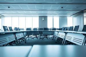 salle de réunion. photo
