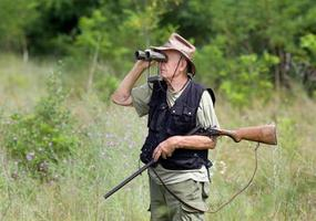 chasseur photo