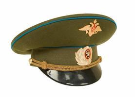 casquette d'officier photo
