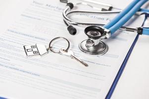 stéthoscope médical photo