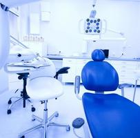 cabinet dentaire, équipement