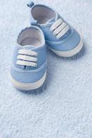 chaussons bébé photo