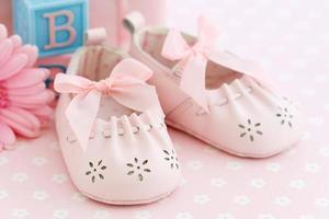 chaussures de bébé photo