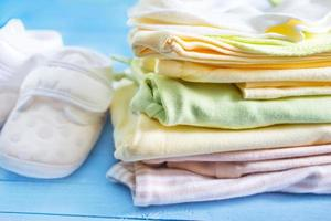 vêtements de bébé photo