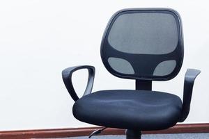 chaise de bureau en nylon photo