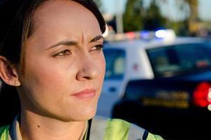 officier de police photo