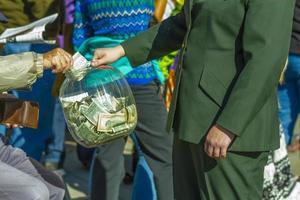 financement militaire photo