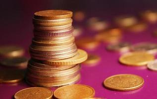 concept de finance photo