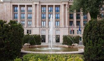 ministère des finances à Varsovie photo