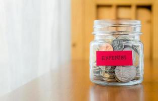 budget de dépenses photo