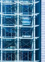 immeuble de bureaux lumineux photo