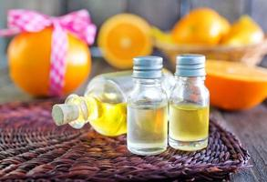 huile aromatique photo