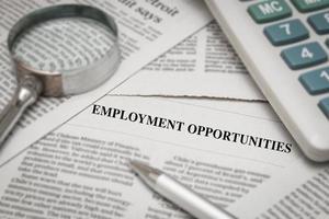 opportunités d'emploi