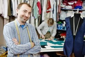portrait de tailleur masculin photo
