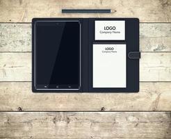 couverture de tablette photo