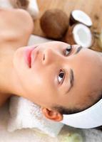 relaxation, méditation, aromathérapie bien-être et spa photo
