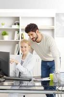 services bancaires sur Internet photo