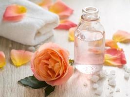 ensemble spa et aromathérapie photo