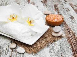 spa d'orchidées photo