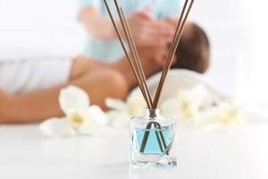 aromathérapie, médecine orientale, médecine naturelle photo