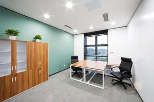 intérieur de bureau moderne photo