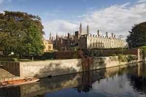 Collège Claire, Cambridge photo