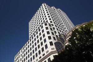 immeuble de bureaux de grande hauteur photo