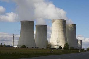 énergie nucléaire photo