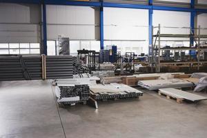 entrepôt d'usine photo