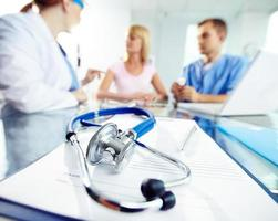 prescription médicale photo