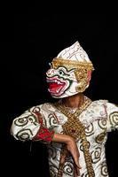 spectacle culturel thaïlandais hanuman photo