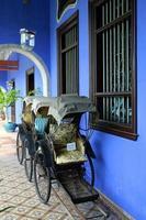 cheong fatt tze mansion, penang, malaisie photo