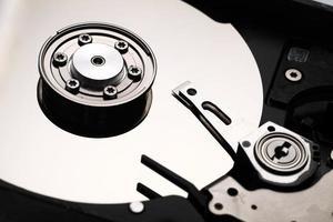 disque dur de l'ordinateur photo