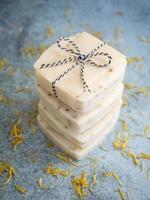 barres de savon artisanal