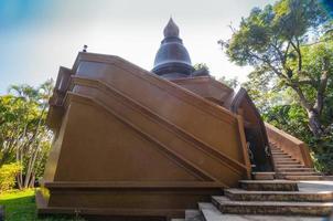 Musée ajahn louis juntasaro, sakon nakhon, thaïlande photo