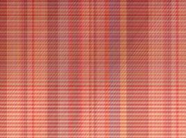 tissu à carreaux de fond coloré et texture abstraite photo