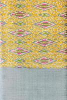 motif de motif de soie thaïlandaise