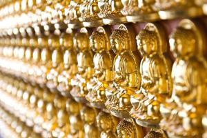 dix mille bouddhas d'or photo
