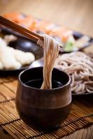 soba froid