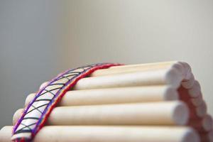 flûte de pan # 8 photo