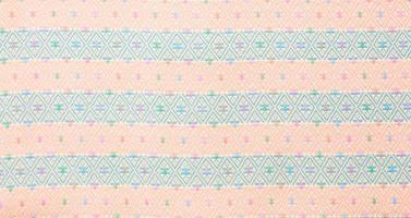 fond de tissu en soie thaïlandaise photo