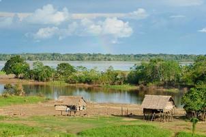 tribus indiennes amazoniennes au brésil