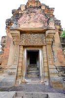 tailler la pierre au château rock temple photo